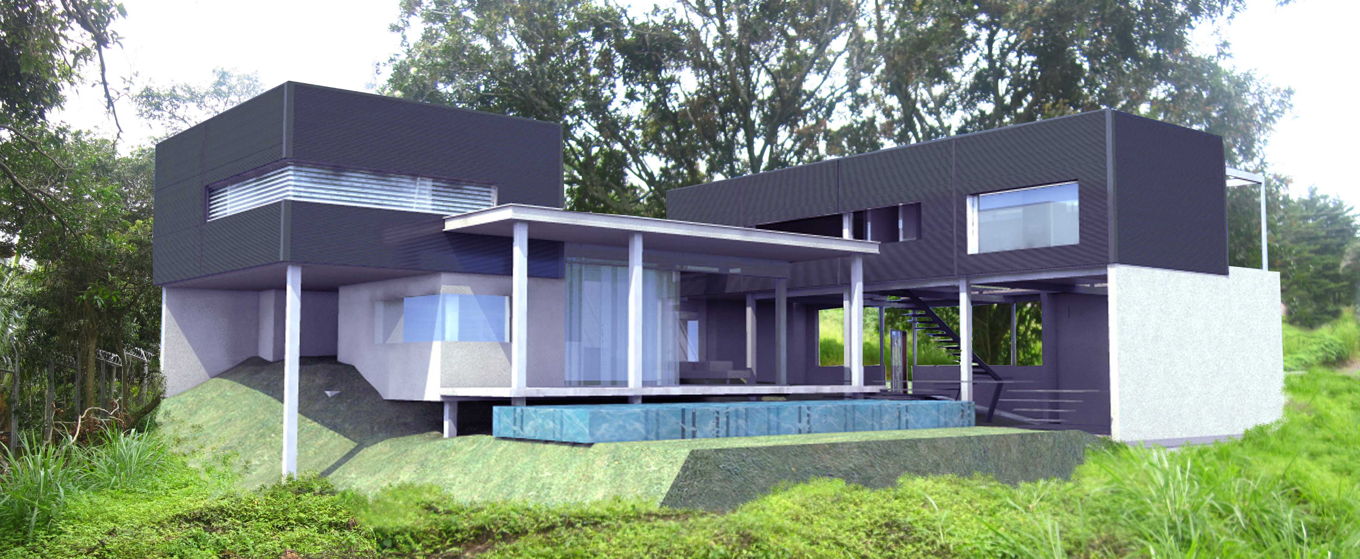 Prefab Homes Costa Rica Dott Architecture Tropical