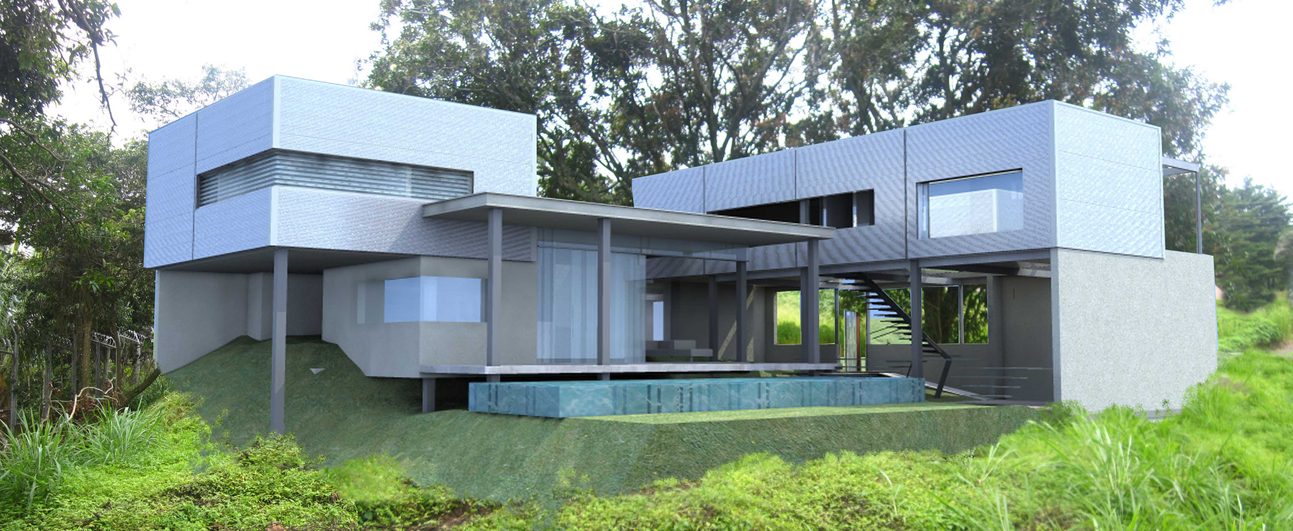 all about steel frame building in costa rica dott architecture rh dottarchitecture com Middle Class Homes in Costa Rica Costa Rica Houses