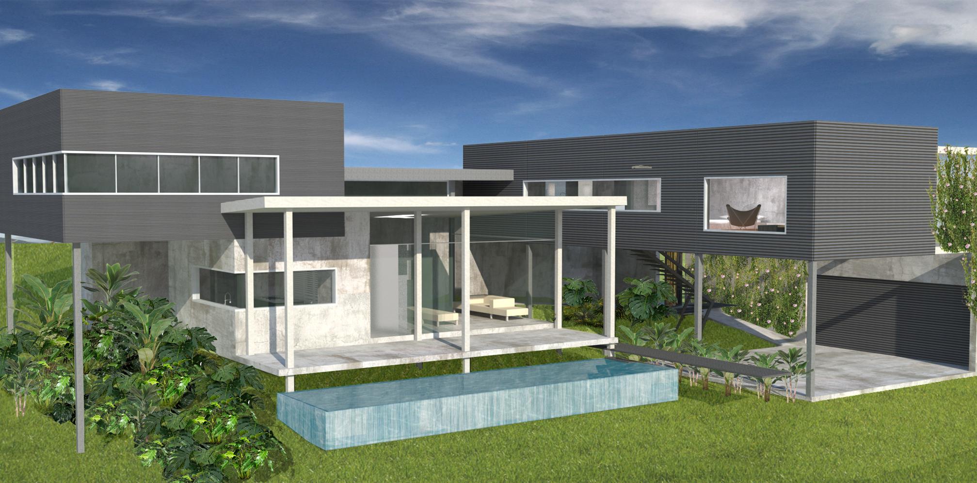 Prefab Homes Costa Rica Dott Architecture Tropical